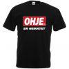 JGA Shirt OHJE Team