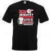 JGA Shirt Er heirate Team