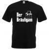 JGA Shirt Der Bräutigam