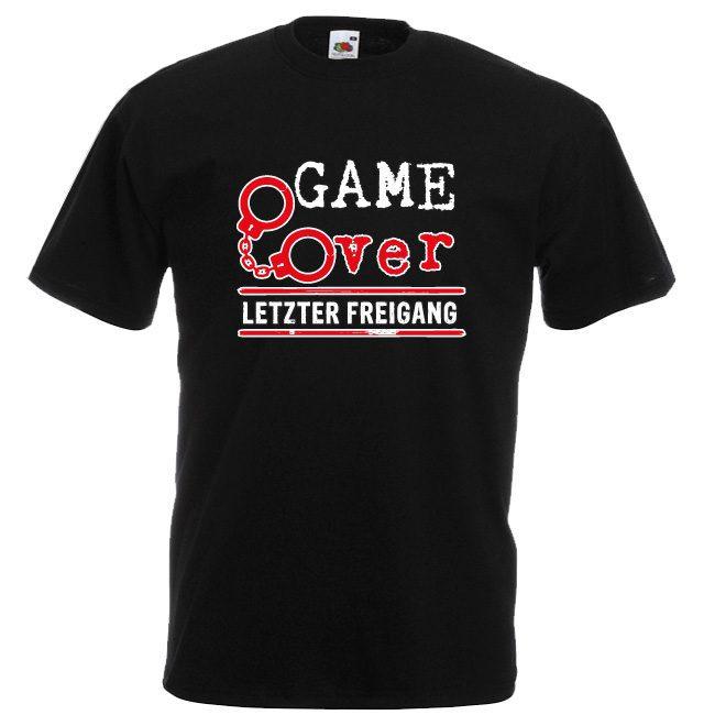 JGA Shirt Game over