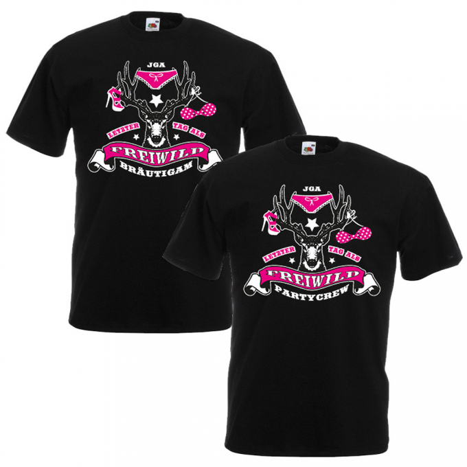 JGA Shirt Freiwild