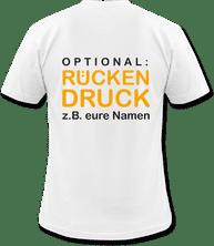JGA Shirts Rückendruck