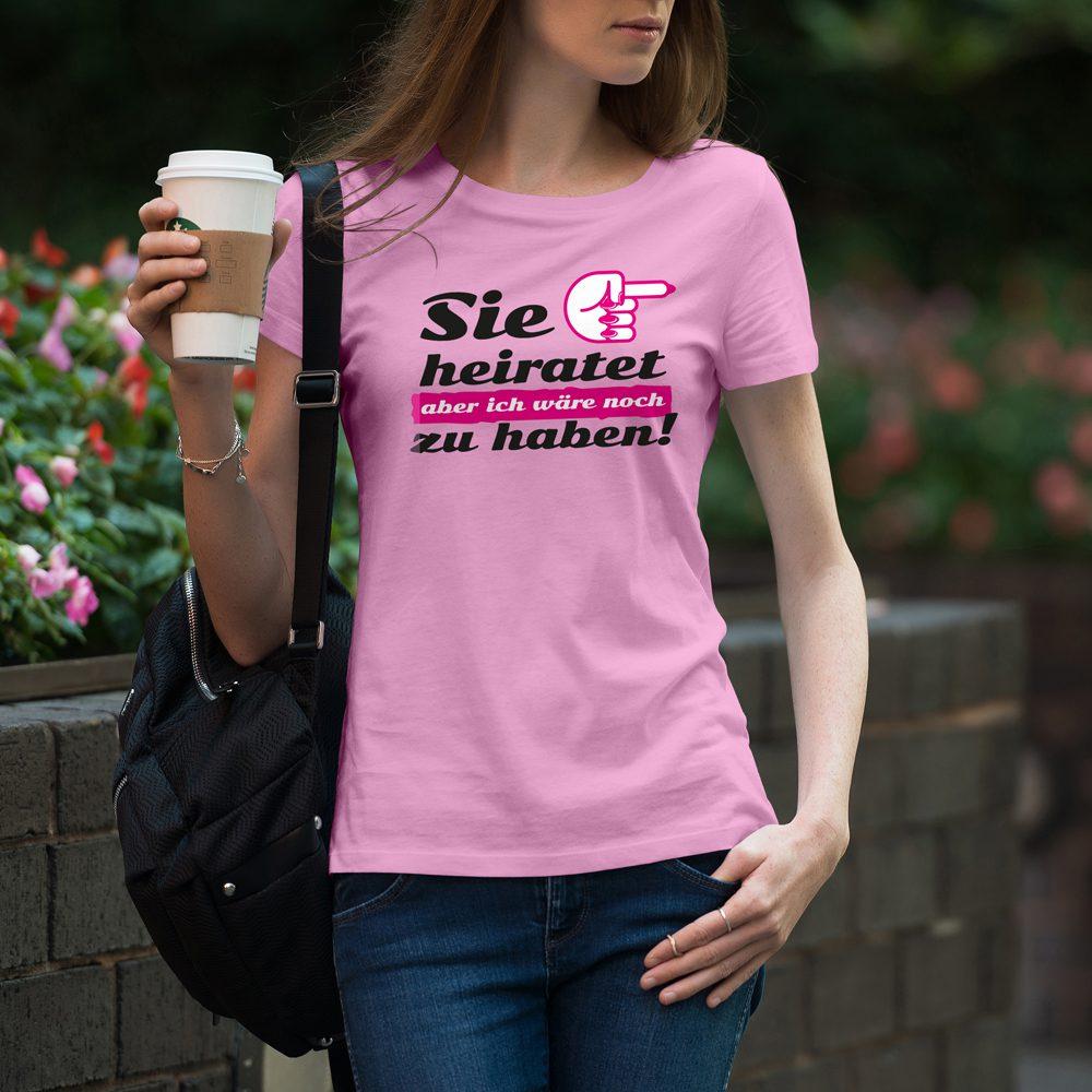 JGA Shirt - Noch zu haben