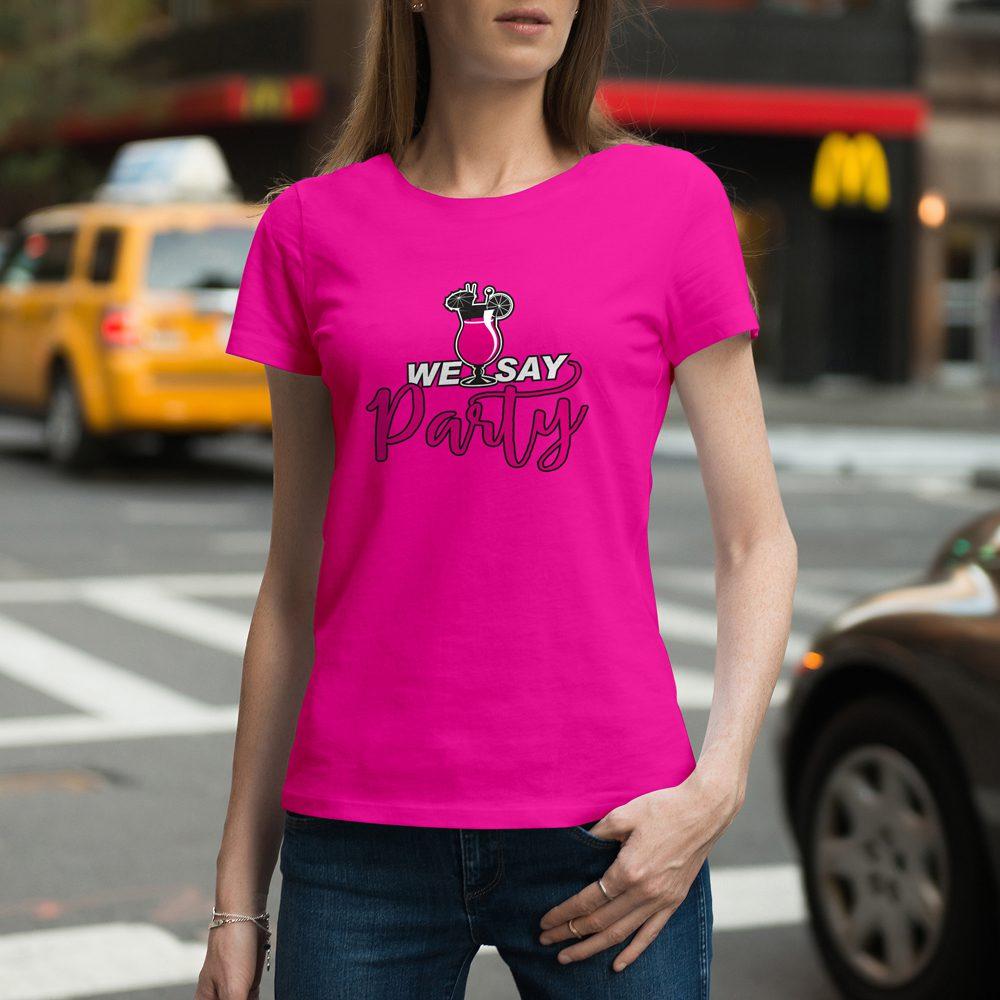 JGA Shirt - I said yes