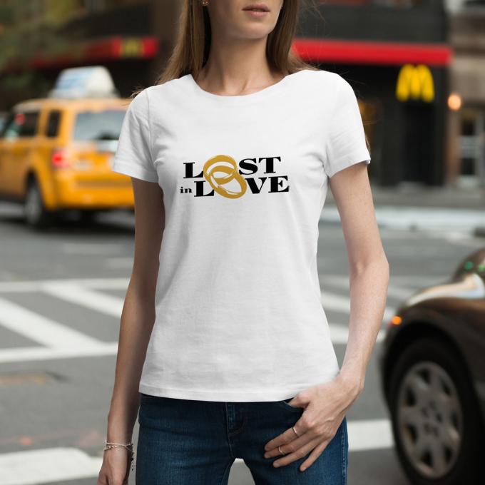 JGA Shirts JGA Shirt - Lost in Love