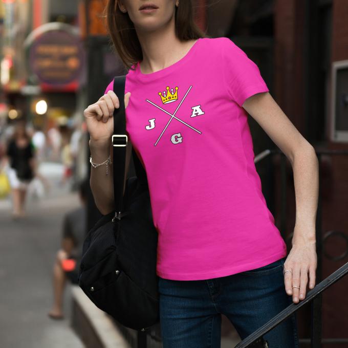 JGA Shirts JGA Shirt - JGA Krone