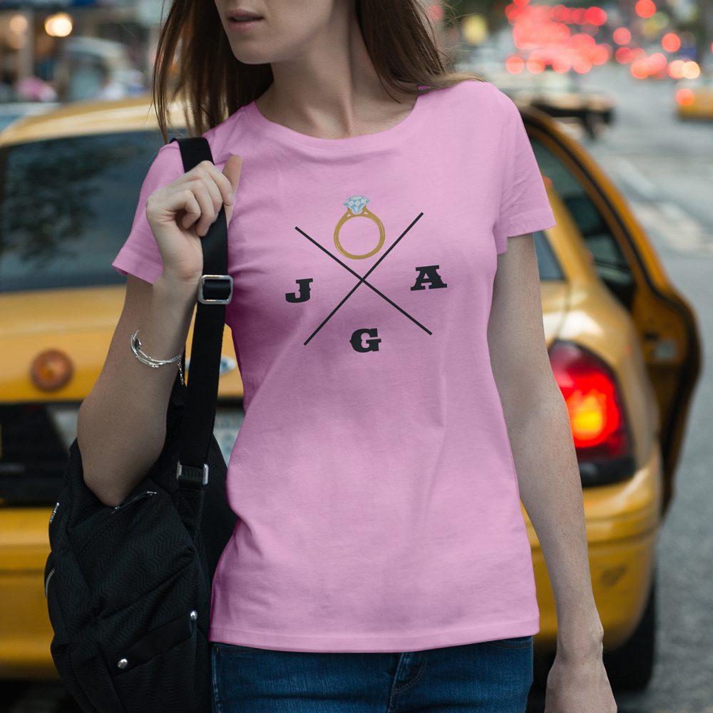 JGA Shirt - JGA Ring