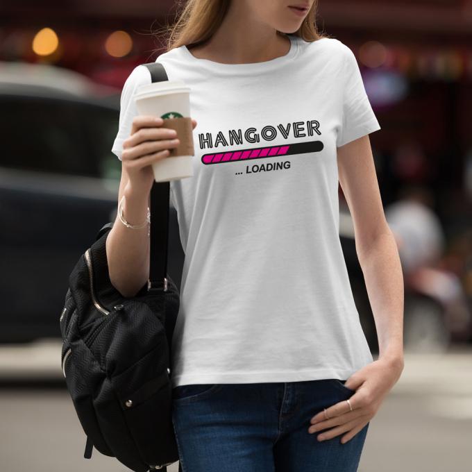 JGA Shirt - Hangover Loading