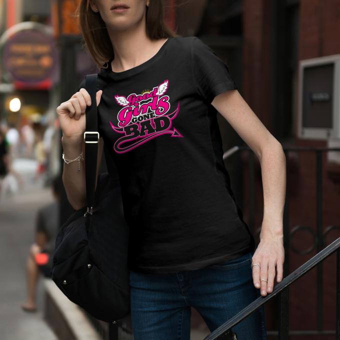 JGA Shirts JGA Shirt - Good Girls gone Bad