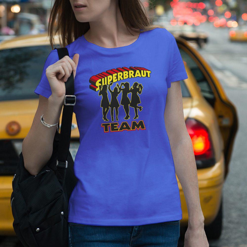 JGA Shirt - Superbraut