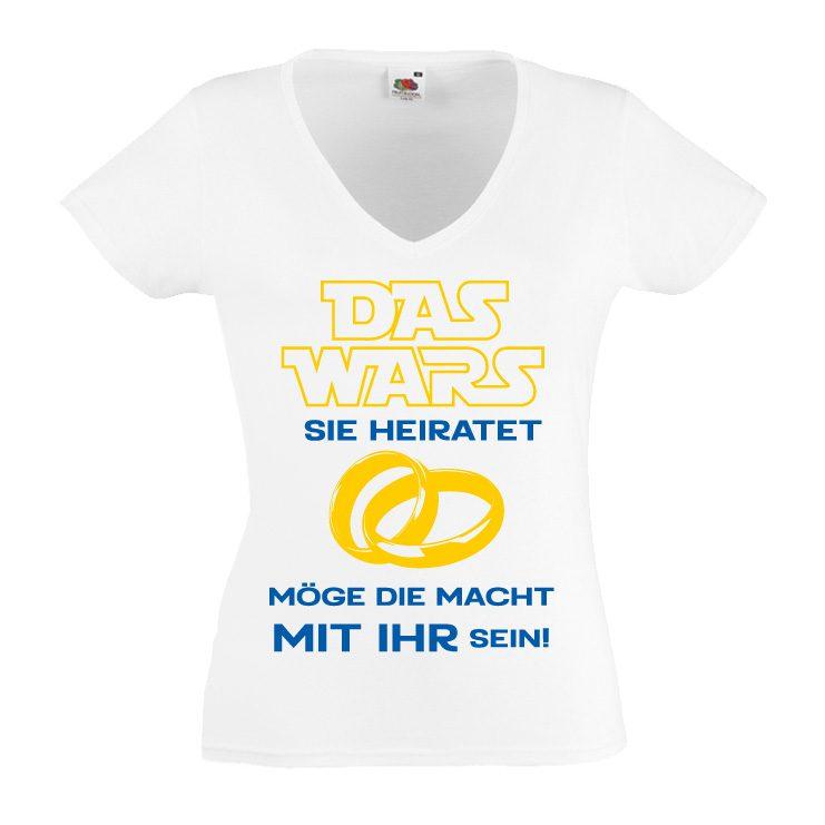 JGA Shirt - DAS WARS