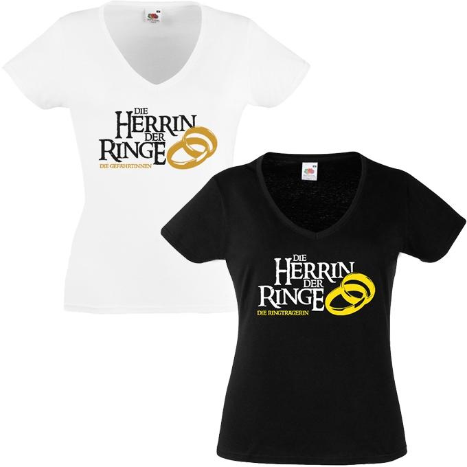 JGA Shirts JGA Shirt - Herrin der Ringe