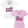 JGA Shirt - Braut Krone