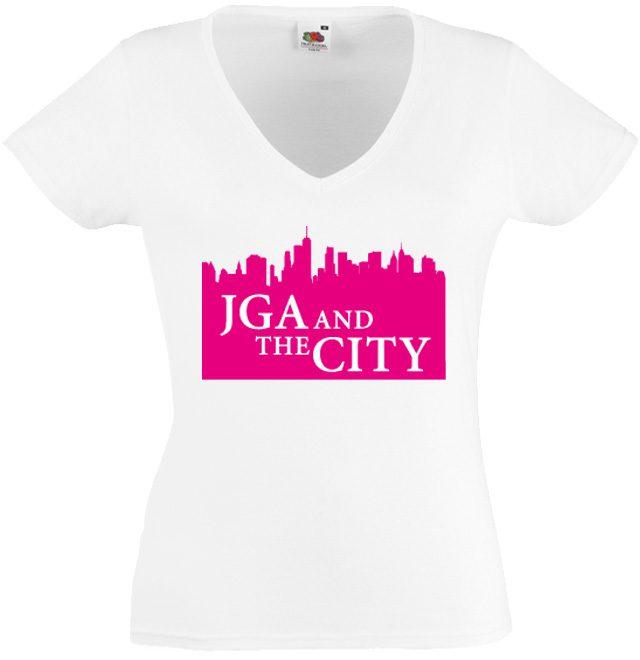 JGA Shirts JGA Shirt - JGA and the City