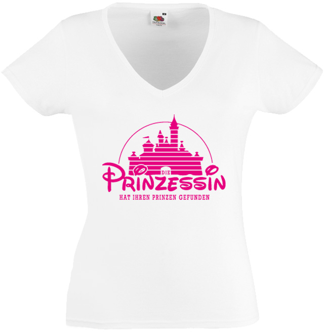 JGA Shirt - Prinzessin