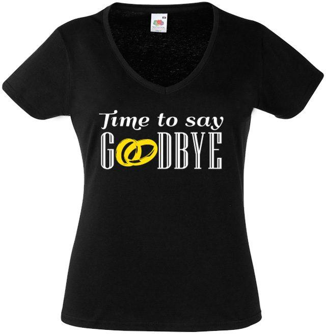 JGA Shirts JGA Shirt - Time to say Goodbye