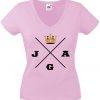 JGA Shirt - Zu schön um noch frei zu sein