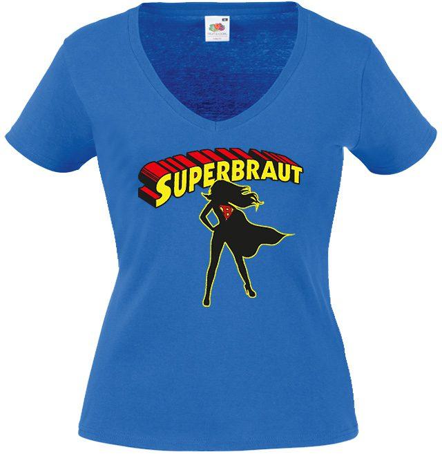 JGA Shirts JGA Shirt - Superbraut