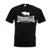 JGA Shirt Jungbulle schwarz