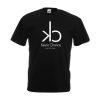 Junggesellenabschied Shirt CK schwarz
