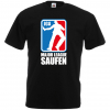 JGA Shirts JGA Shirt - Major League Saufen