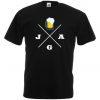 JGA Shirt - Hackevoll durch die Nacht
