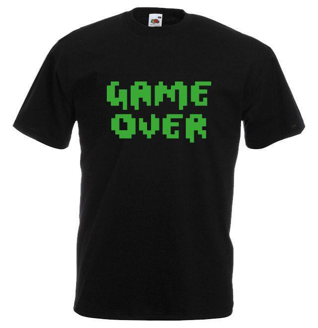 JGA Shirt - Game Over