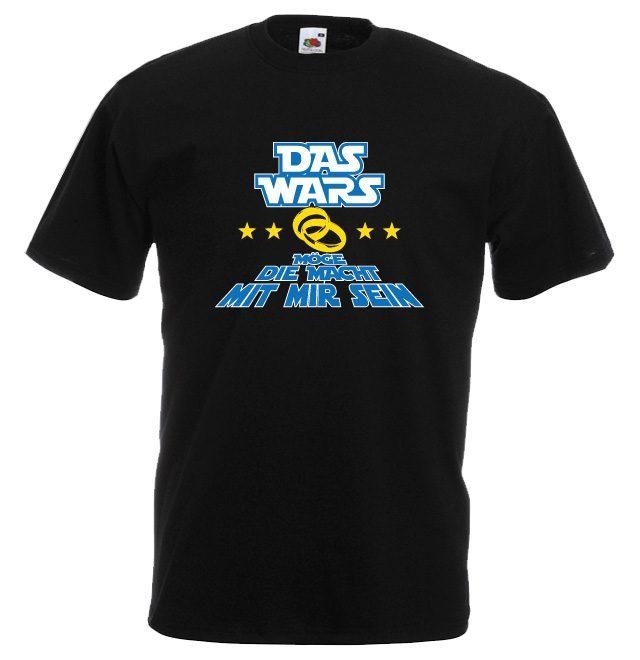 JGA Shirt - Das Wars 2