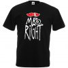JGA Shirt - Mr Right