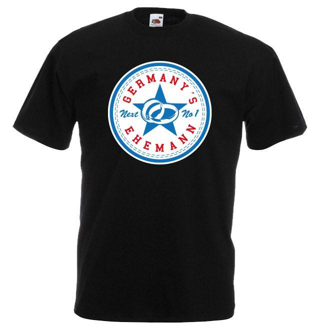 JGA Shirts JGA Shirt - Next No. 1 Ehemann