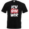 JGA Shirts JGA Shirt - Ich bin wir