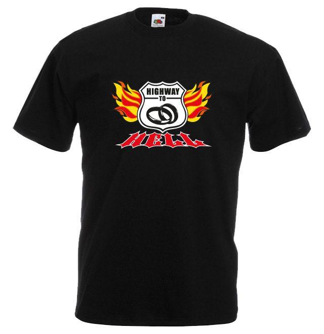JGA Shirts JGA Shirt - Highway to Hell