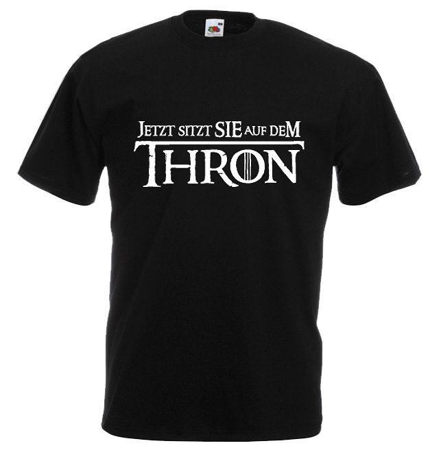 JGA Shirts JGA Shirt - THRON