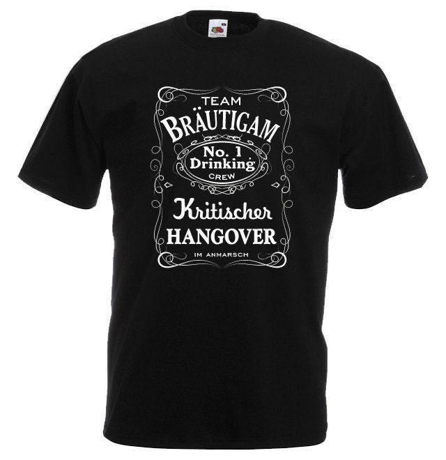 JGA Shirts JGA Shirt - No. 1 Drinking Team