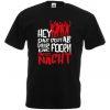 JGA Shirt - Böser Kater