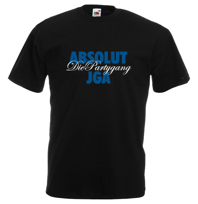 JGA Shirts JGA Shirt - Absolut JGA