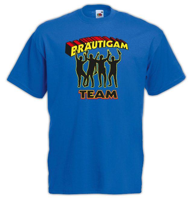 JGA Shirts JGA Shirt - Super-Bräutigam