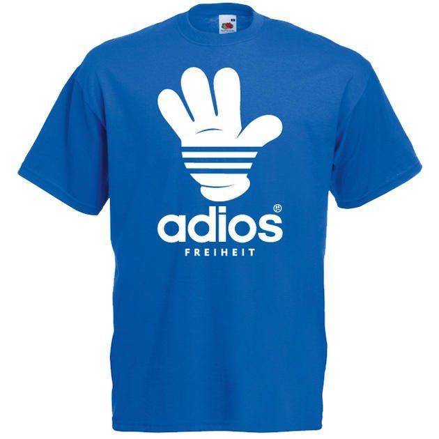 JGA Shirts JGA Shirt - Adios Freiheit