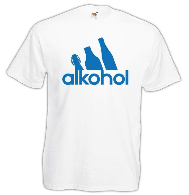JGA Shirts JGA Shirt - alkohol