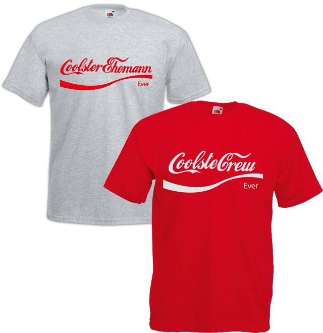 JGA Shirts JGA Shirt - Coolste Ever