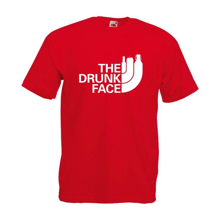 JGA Shirt - The Drunk Face