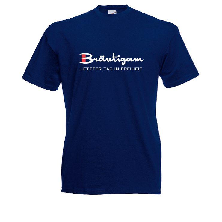 Letzter Tag Junggesellenabschied Shirt Bräutigam