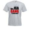 JGA Gang Junggesellenabschied Shirt Team