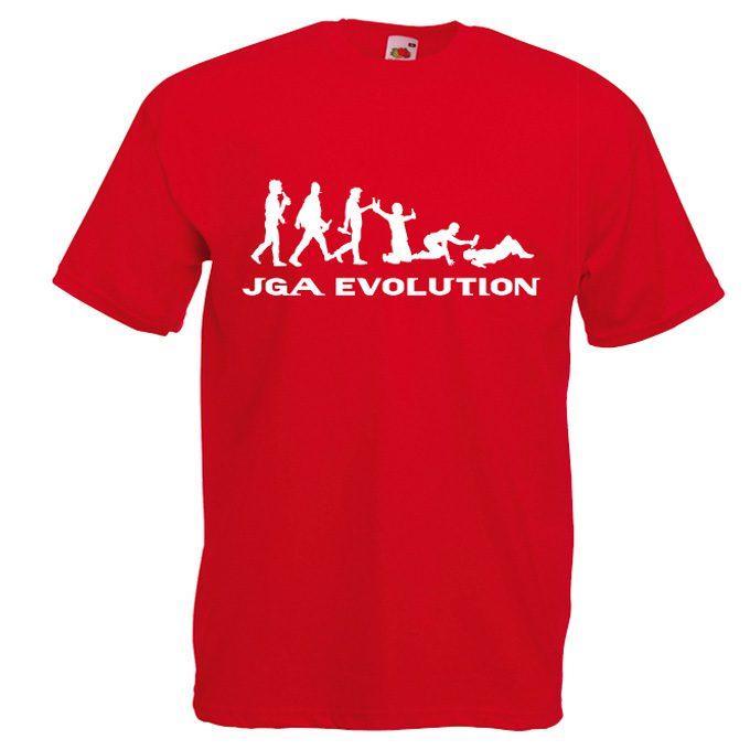Evolution Junggesellenabschied Shirt