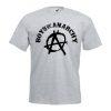 Boys of anarchy grau Junggesellenabschied Shirt