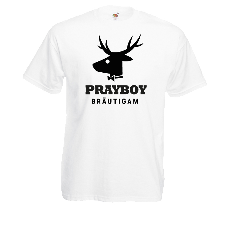 JGA Shirt - Prayboy-Partyboy