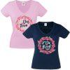 Junggesellinnenabschied shirts Flowers 3
