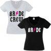 Junggesellinnenabschied shirts AC DC