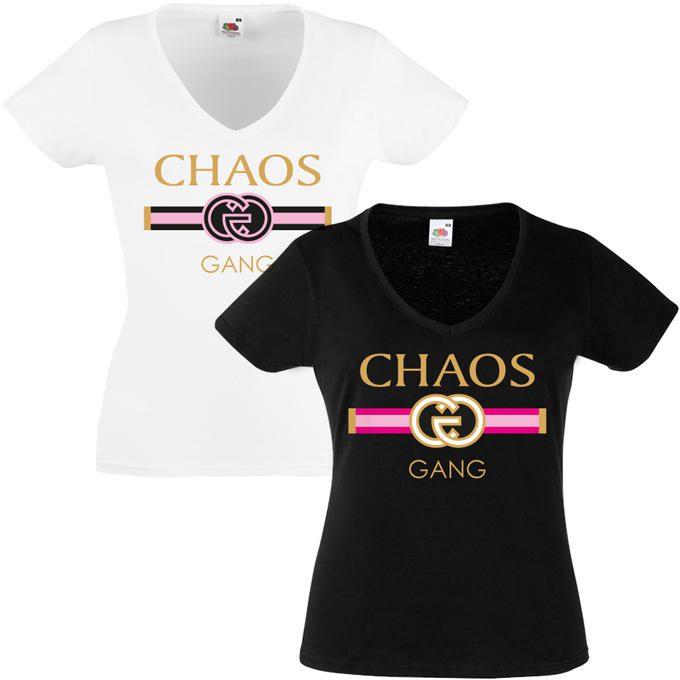 Junggesellinnenabschied shirts GG 4