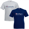 JGA Shirt - Champ Bräutigam